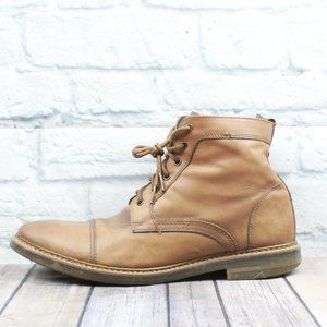 BASE LONDON Hockney Classic Ankle Boots Size 11